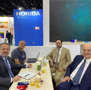 Arab Health Exhibition Image from iOS 1 300x298