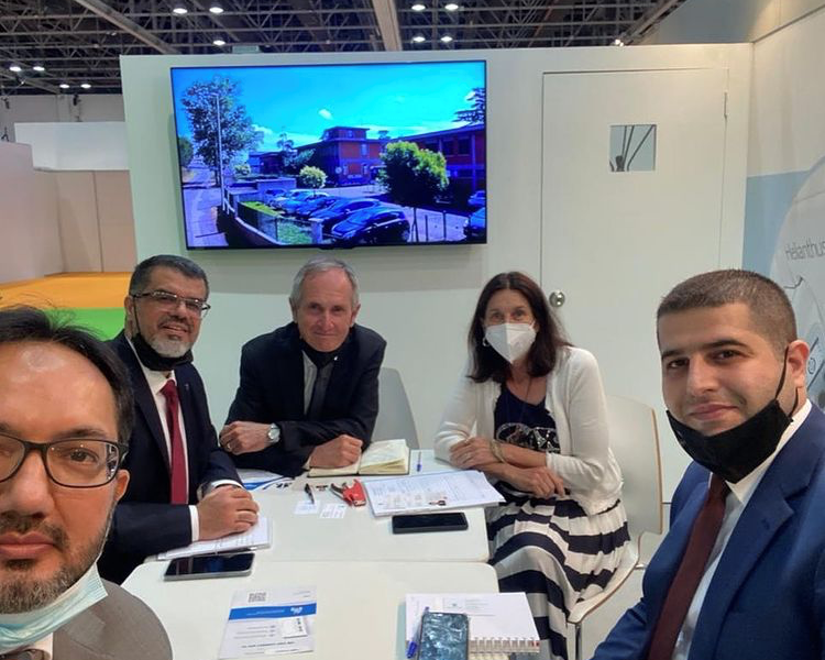 Arab Health Exhibition Image from iOS 2 1 750x600