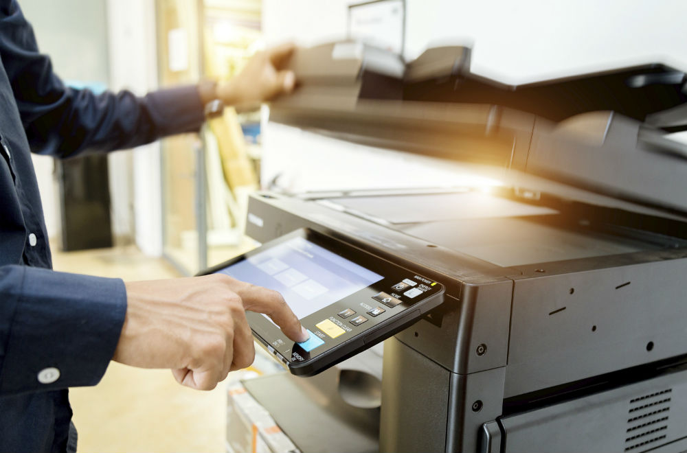 PRINTING AND COPYING SOLUTIONS PRINTING AND COPYING SOLUTIONS OT Group Photocopier choice