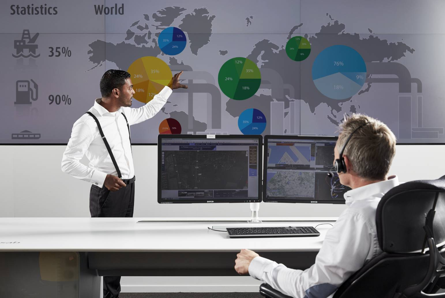 PRINTING AND COPYING SOLUTIONS PRINTING AND COPYING SOLUTIONS Barco Control Room 05 screencontent kwadrant utilities