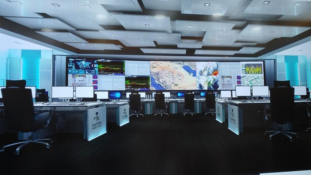 VISUALIZATION INTEGRATED PROJECTS 7 MOH EMERGENCY OPERATION CENTER 1024x578